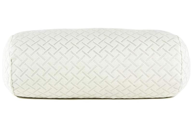 white NapYou Cervical Bolster Pillow