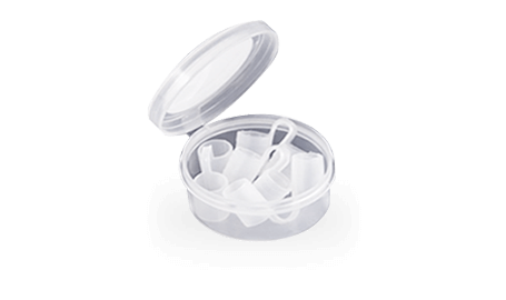snoring aid ZenVents for the nose, on white background