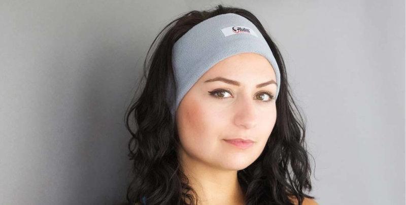 CozyPhones Contour headband demo