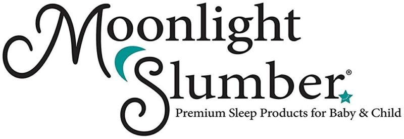 Moonlight Slumber Little Dream Crib Mattress Logo