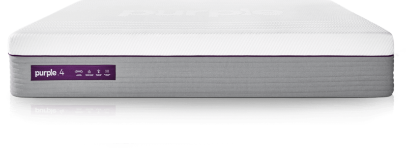 New Purple Mattress Exterior
