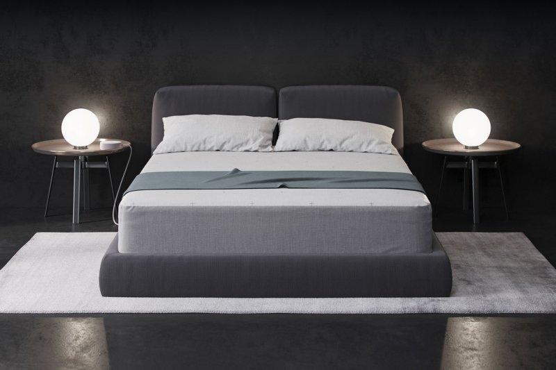 front view of Eight Jupiter+ smart mattress