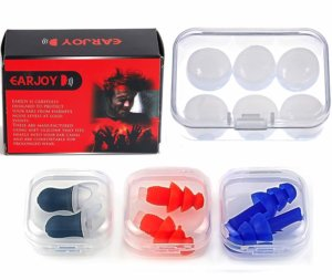 Noise Cancelling Ear Plugs by EarJoy