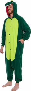 Silver Lilly Unisex Adult Pajamas