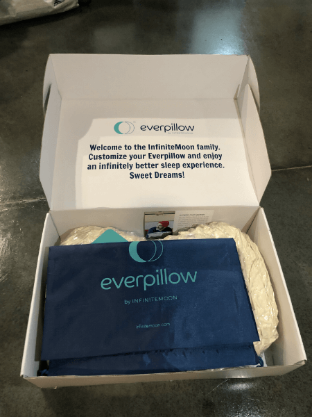 Everpillow - What's in the box?